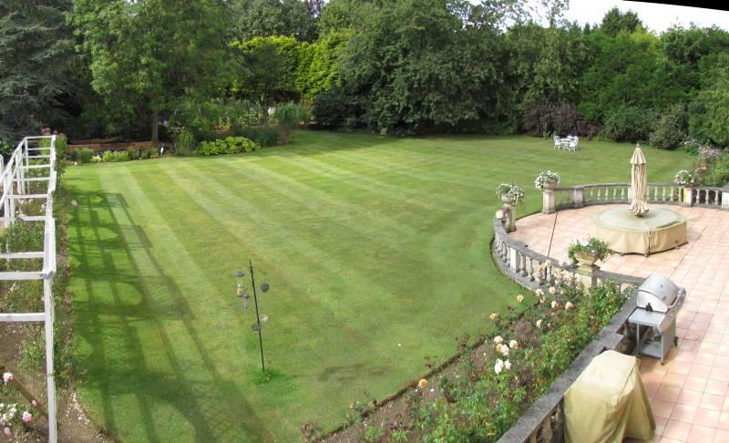 Back Garden - Aug 2012